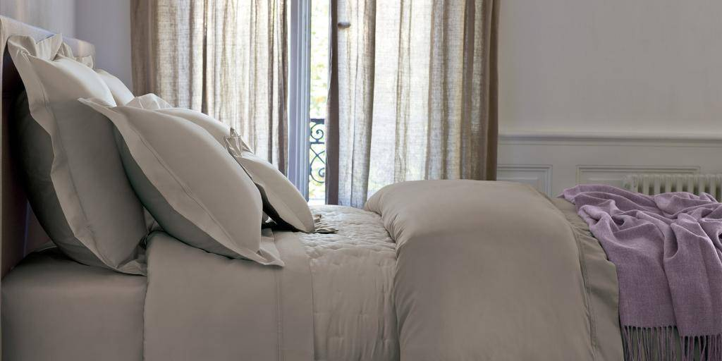 Yves Delorme Yves Delorme Triomphe Quilted Coverlet