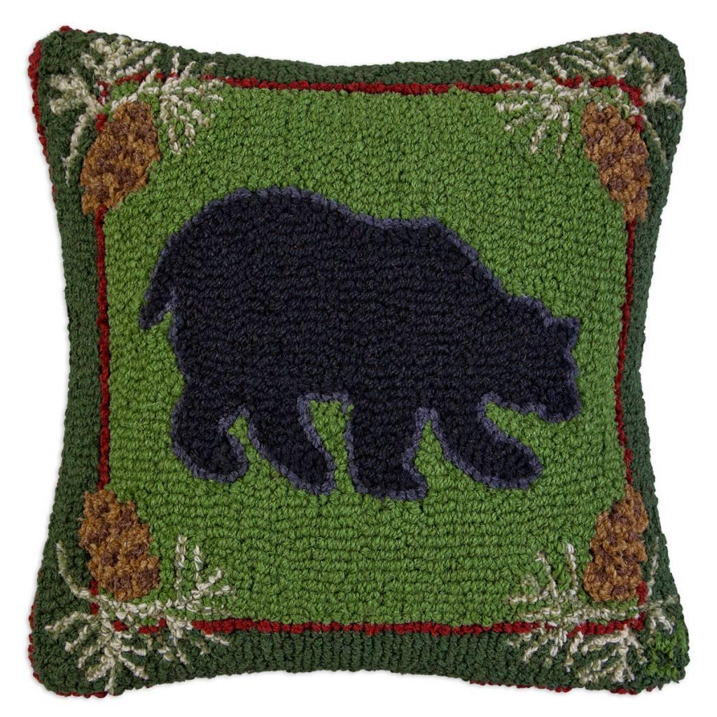 Forest Bear Pillow