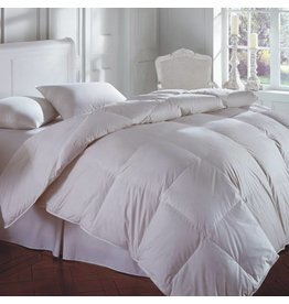 Cascada Summit White Goose Down Comforters