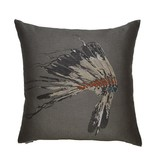 Chief Decorative Pillow 24x24