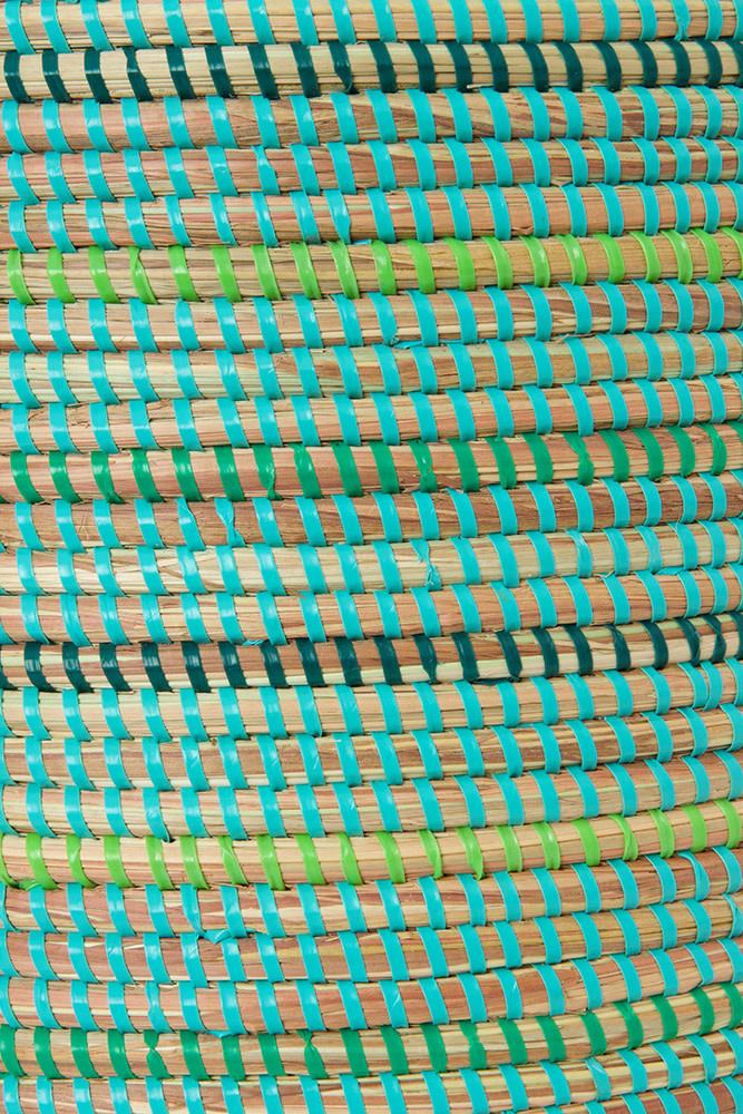 Seaside Stripes Bath Bin