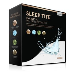 Malouf Mattress Protector-Sleep Tite Encased HD
