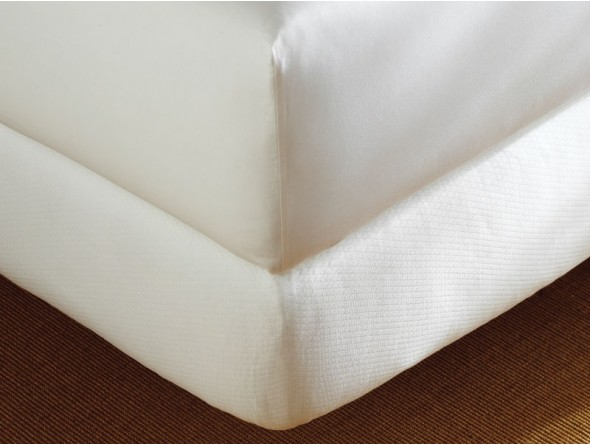 Peacock Alley Box Spring Cover Ivory Twin
