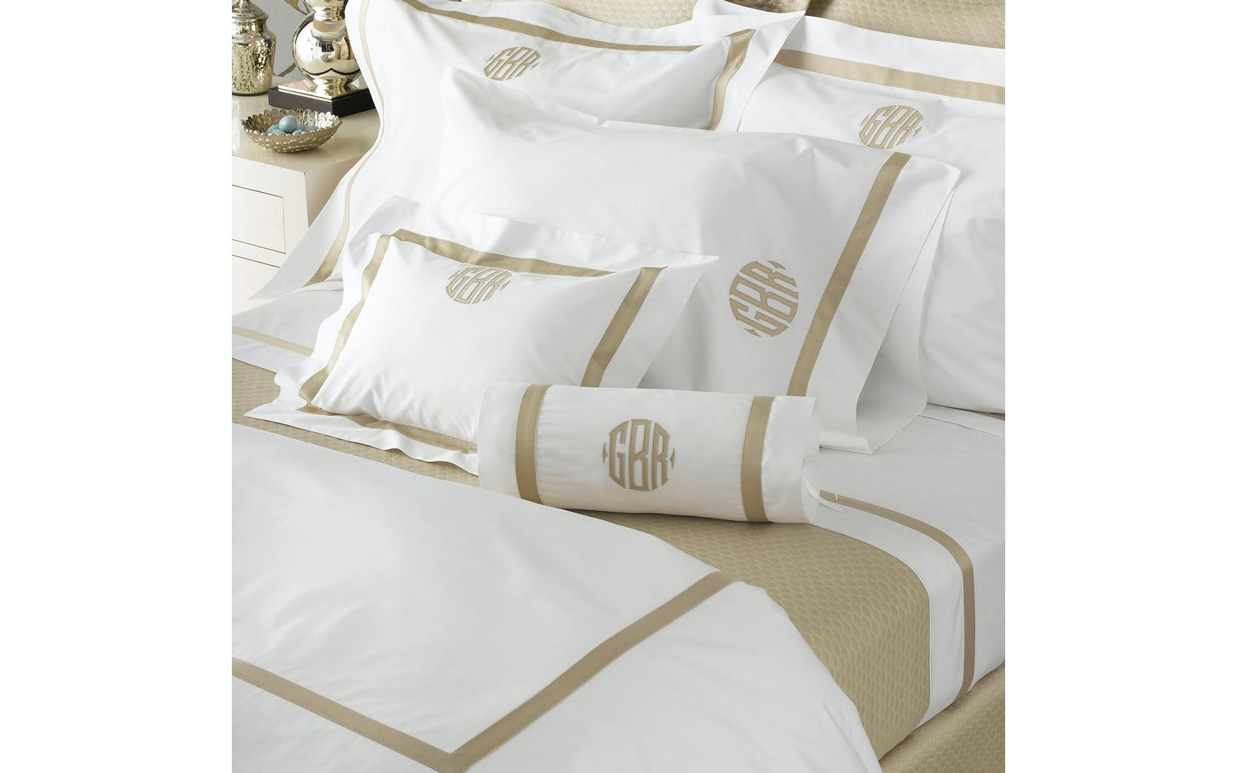 Matouk Matouk Lowell bedding
