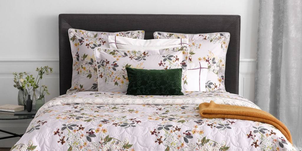 Yves Delorme Yves Delorme Louise Bedding Cotton Percale