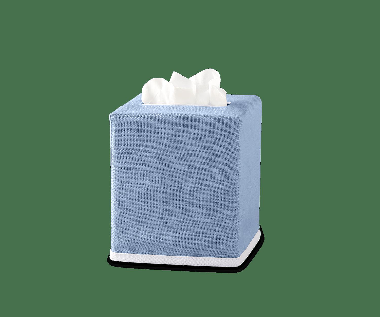Matouk Chelsea Tissue Box Covers- 4.5 x 4.5 x 5.5