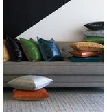 Tudor Leather Decorative Accent Pillows