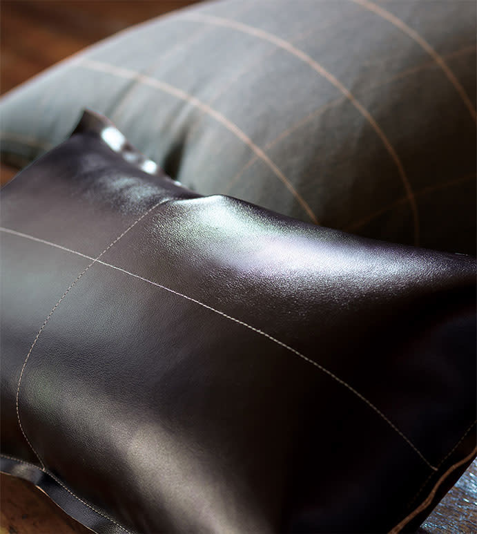 Rustic Lodge Accent Pillow