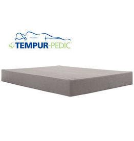 "Tempur-Pedic Tempur-pedic Foundation- Flat/Grey (Discontinued Product) Regular 9"" Queen"