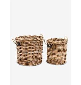 Leeton Round Basket