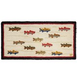 Summer Trout Rug