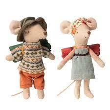 Maileg Hiker Mouse, Big Sister