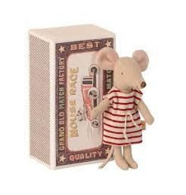 Maileg Big Sister Mouse, in matchbox