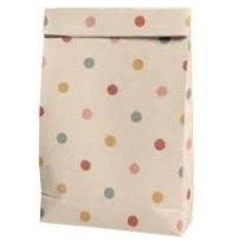 Maileg Gift Bag w. Multi dots