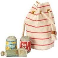 Maileg Bag w. Beach Essentials