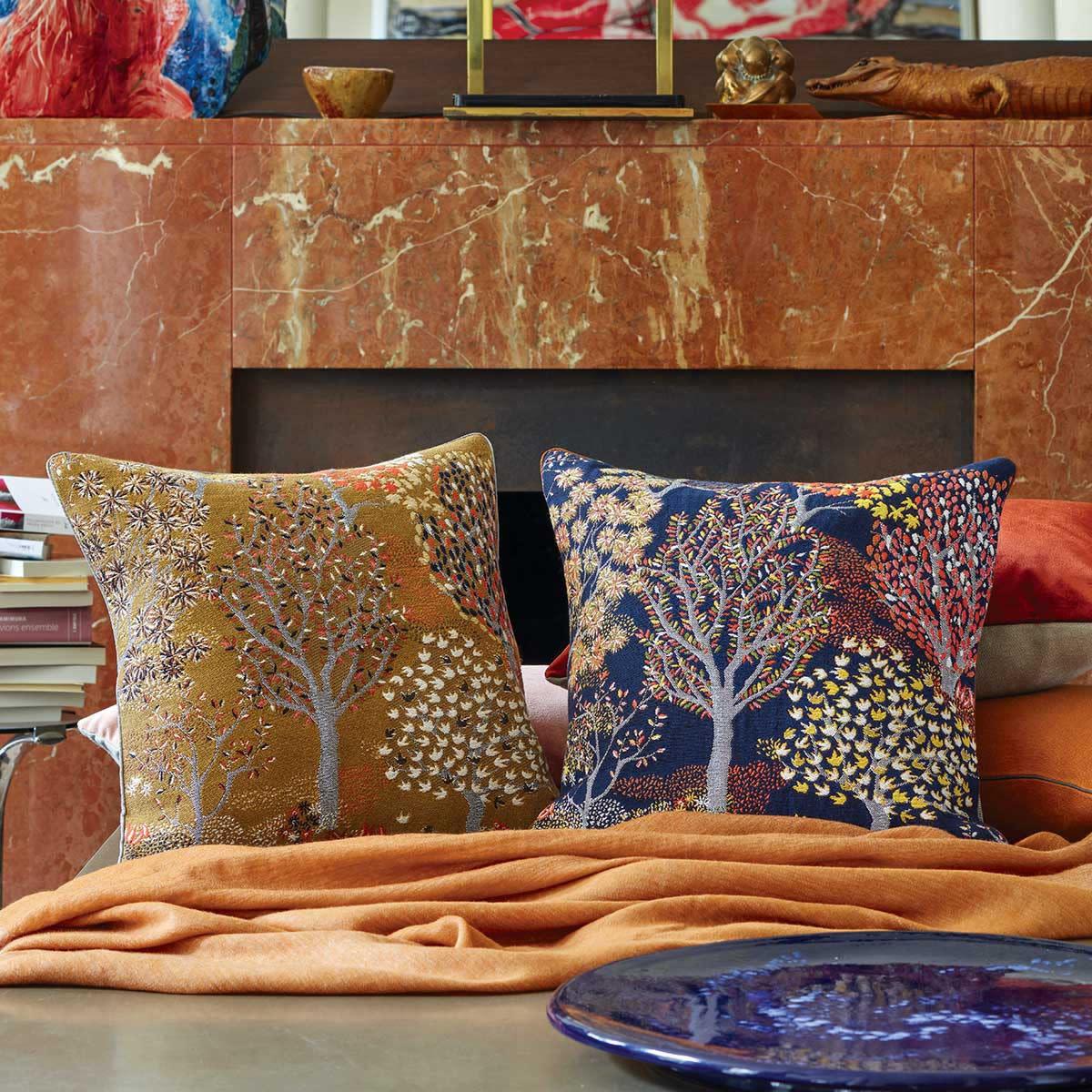 Yves Delorme Enchante Decorative Pillow