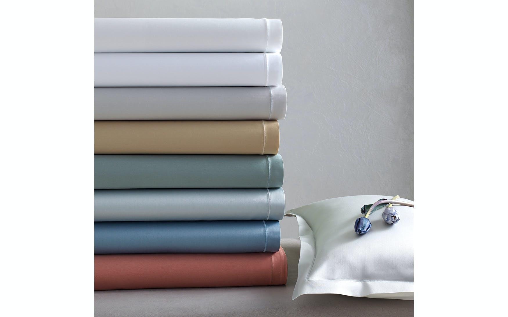 Matouk Talita Satin Stitch Bedding