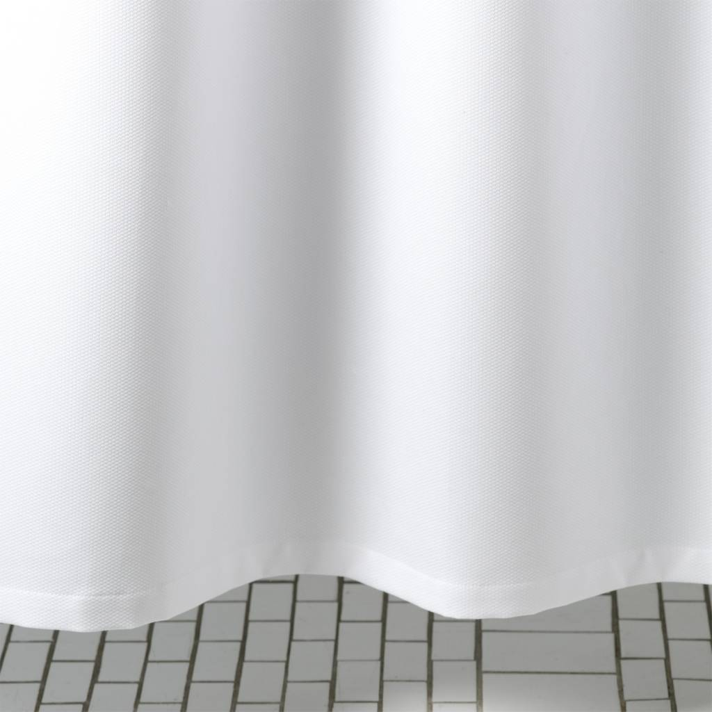 "Matouk Matouk Birdseye Pique Shower Curtain 72"" x 72"""