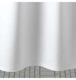 "Matouk Matouk Diamond Pique Shower Curtain 72"" x 72"""