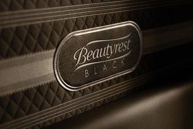Simmons Beautyrest Black Natasha Lux Firm Pillow Top Mattress