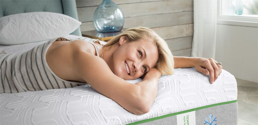 4 Health Benefits of a Tempur-Pedic Mattress