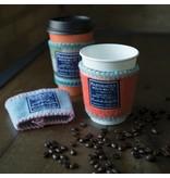 Faribault Woolen Mills Co. Coffee Cup Sleeve-Misc. Colors
