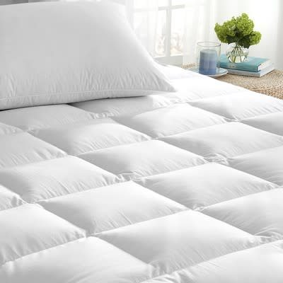 Mattress Pads- Luxury Comforel filled