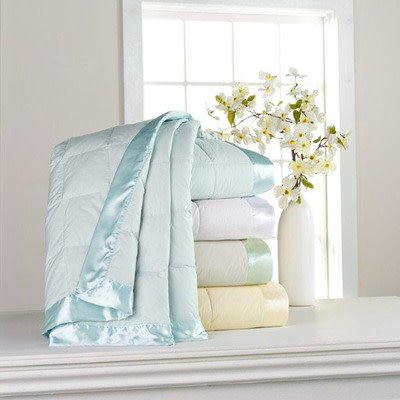 Classic Blanket White & Cream only Colors DISC