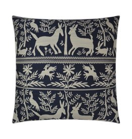 D.V. Kap Home Zola-Indigo Pillow