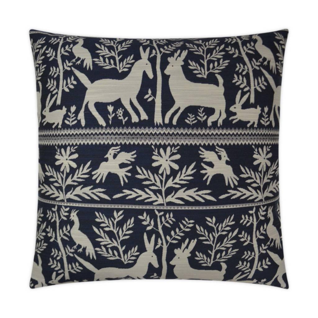 D.V. Kap Home Zola-Indigo Pillow