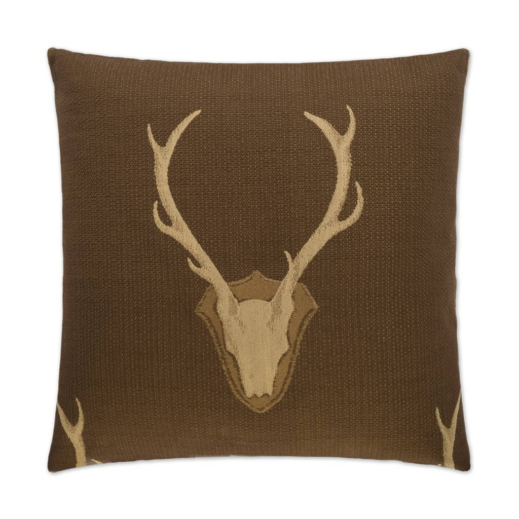 Uncle Buck Decorative Pillow 24x24