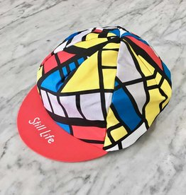 Dash Bicycle Mondrian Map cap