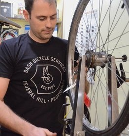 Dash Bicycle Est 1995 Tshirt