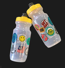 Dash Bicycle Sticker-Bomb Bottle
