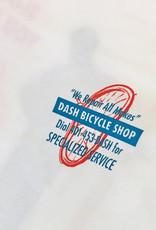 Dash Bicycle Providence Potholes 100% Cotton Unisex Tshirt