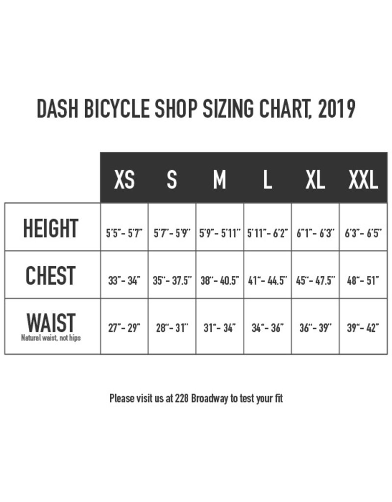Dash Bicycle Short Sleeve Providence Jersey