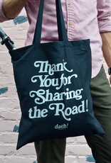 Thank You For Sharing Tote Bag