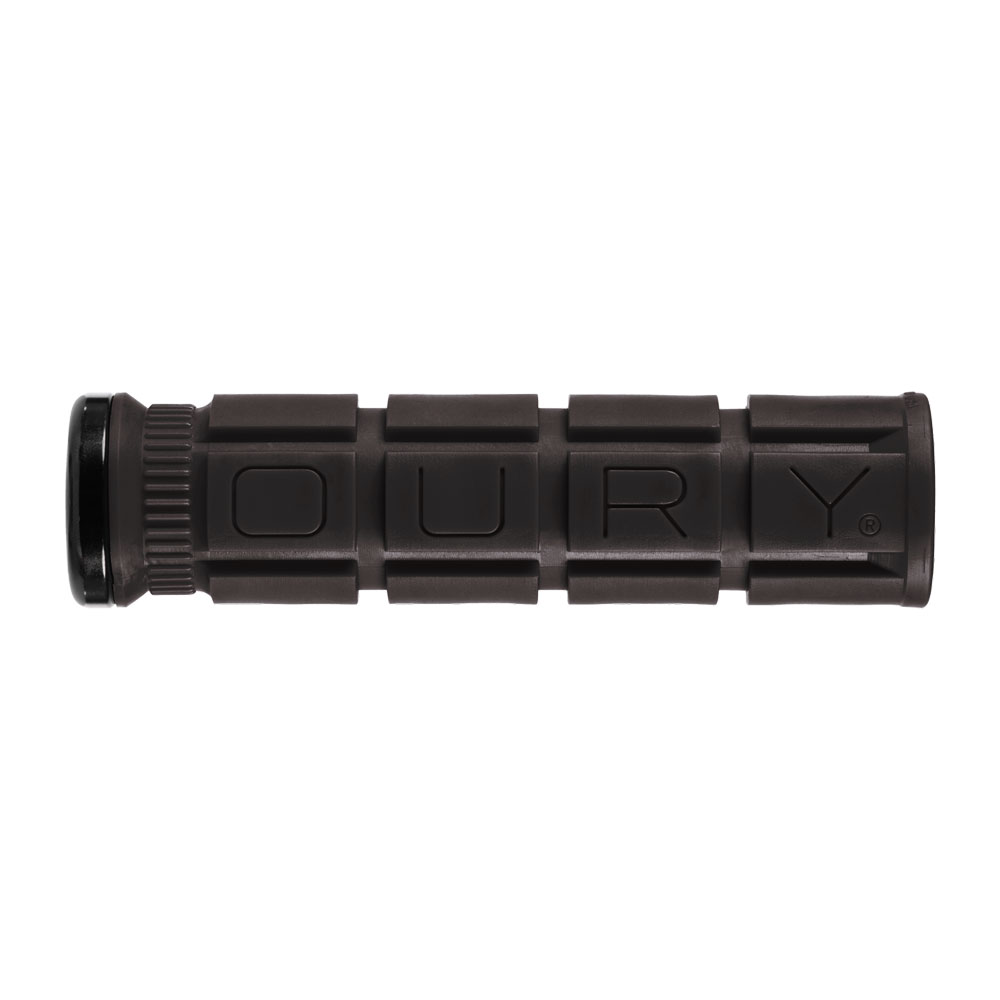 Oury Single Compound V2 Grips Graphite