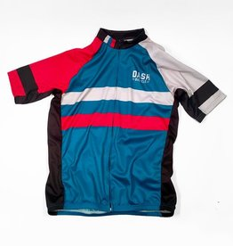 Dash Bicycle Horizontal Stripe Jersey