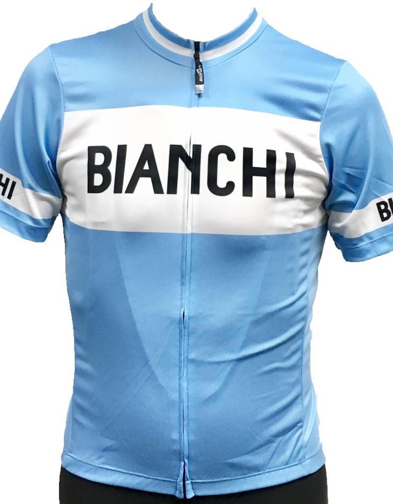 Bianchi Full-Zip Eroica Jersey