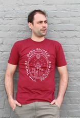 Dash Bicycle Dash Federal Hill Tshirt