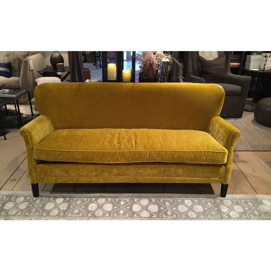 Pippa Apartment Sofa In Rome Agave By Lee Industries 1347 11