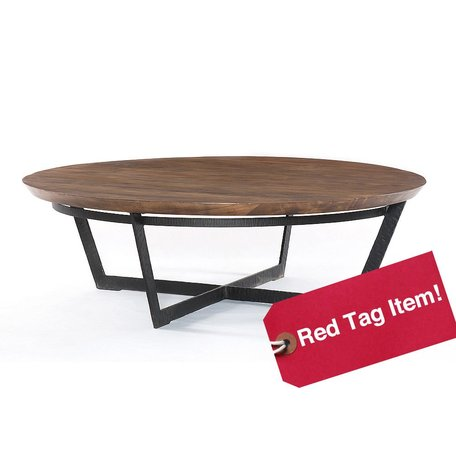 Fox Coffee Table in Light Tanner Brown