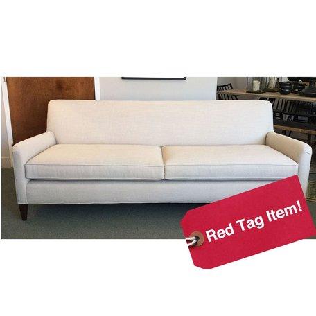 "Sloane Tailored 84"" Sofa in Lingo Ecru by MGBW"