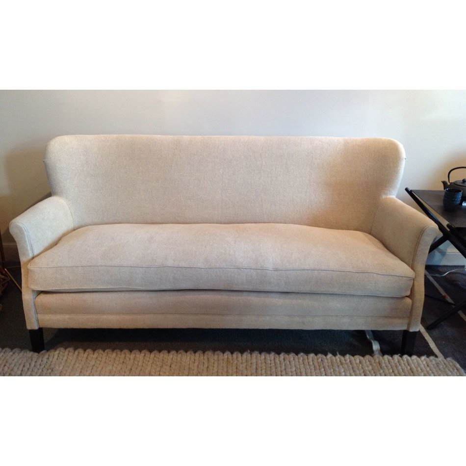 Pippa Apartment Sofa In Sanders Natural By Lee Industries Rhinebeck