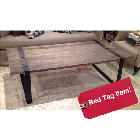 Strap Coffee Table