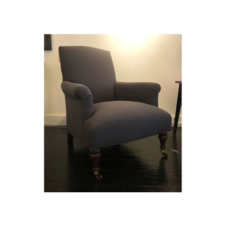 Rebecca Chair in Ridley Charcoal by MGBW