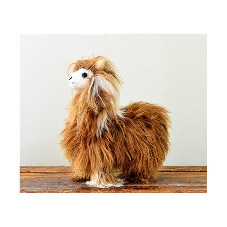 Alpaca Stuffed Llama