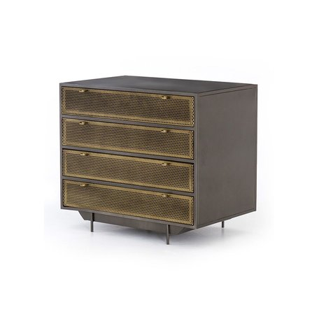 Hayden Four Drawer Dresser