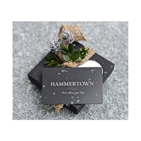 Hammertown Gift Card $25